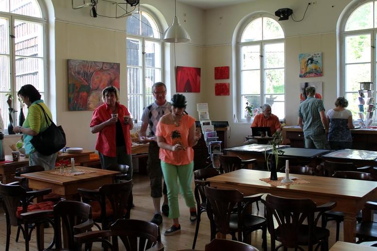 Kunsthaus Eigenregie - Pfingstsonntag - Tag des Offenen Ateliers
