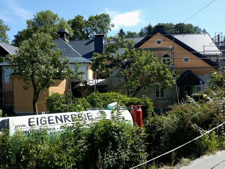 Kunsthaus Eigenregie - gut für Hochzeitsfeiern im Vogtland