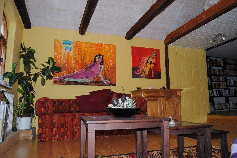Kunsthaus Eigenregie Lounge