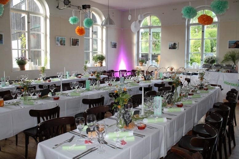 Heiraten im Vogtland - im Kusthaus Eigenregie