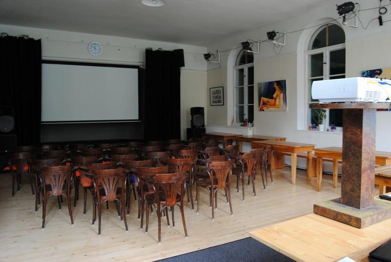 Kinofeeling im Kunsthaus Eigenregie