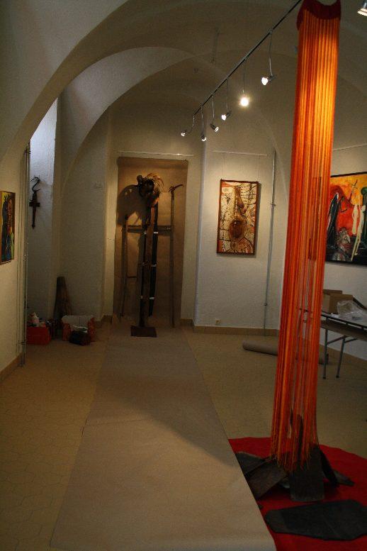 inesj.plauen - Ausstellung Schloss Leubnitz