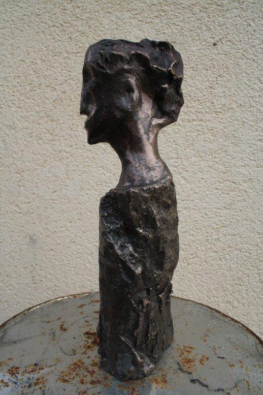 inesj.plauen Bronzeskulptur Kunsthaus Eigenregie Eschenbach