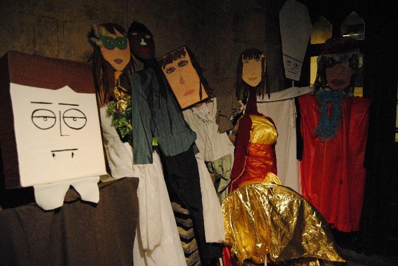 Kreativkurs Kostüme  - Kunsthaus Eigenregie