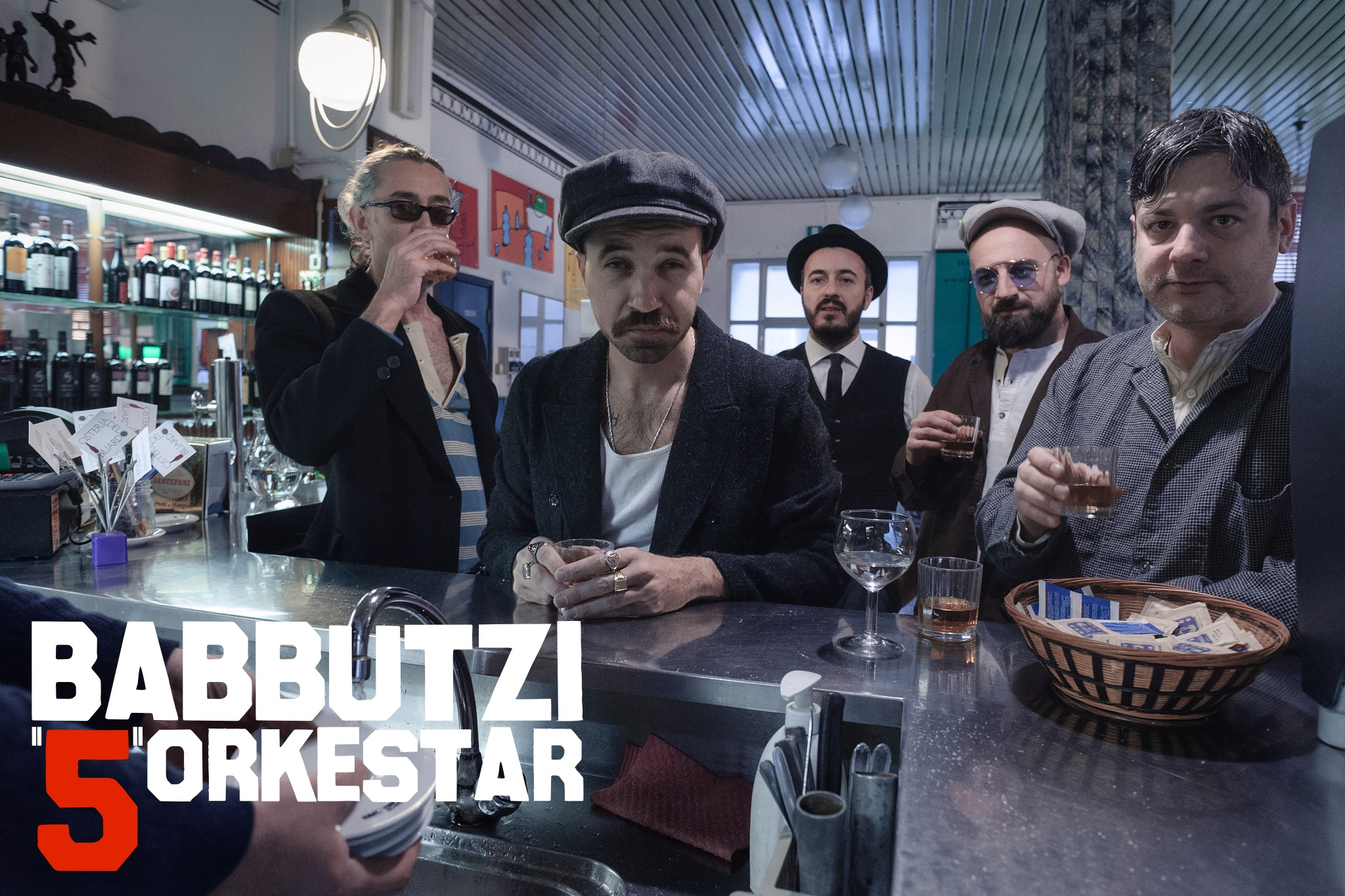 BABBUZI ORKESTAR - am 07.07.2018 live zum Bestival 2018 - im Kunsthaus Eigenregie