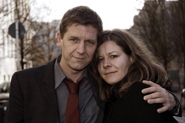 Hans Narva und Claudia Lehmann - im Kunsthaus Eigenregie
