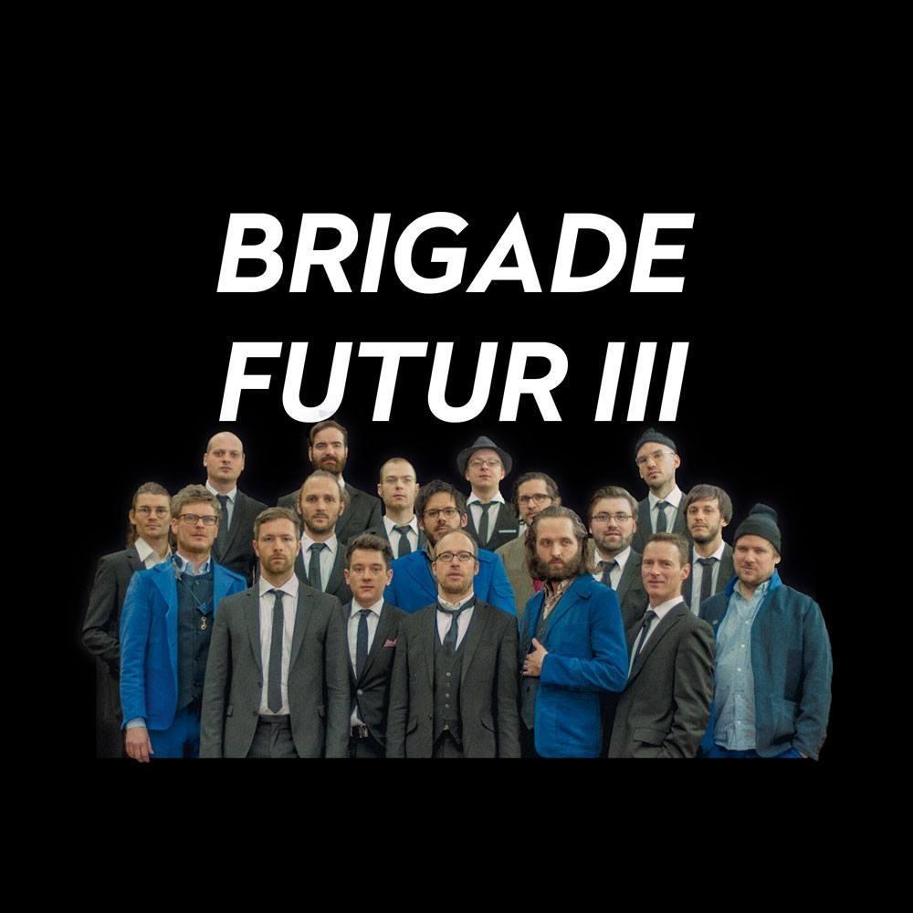 Brigade Futur 3 - live im Kunsthaus Eigenregie am 03.09.2016