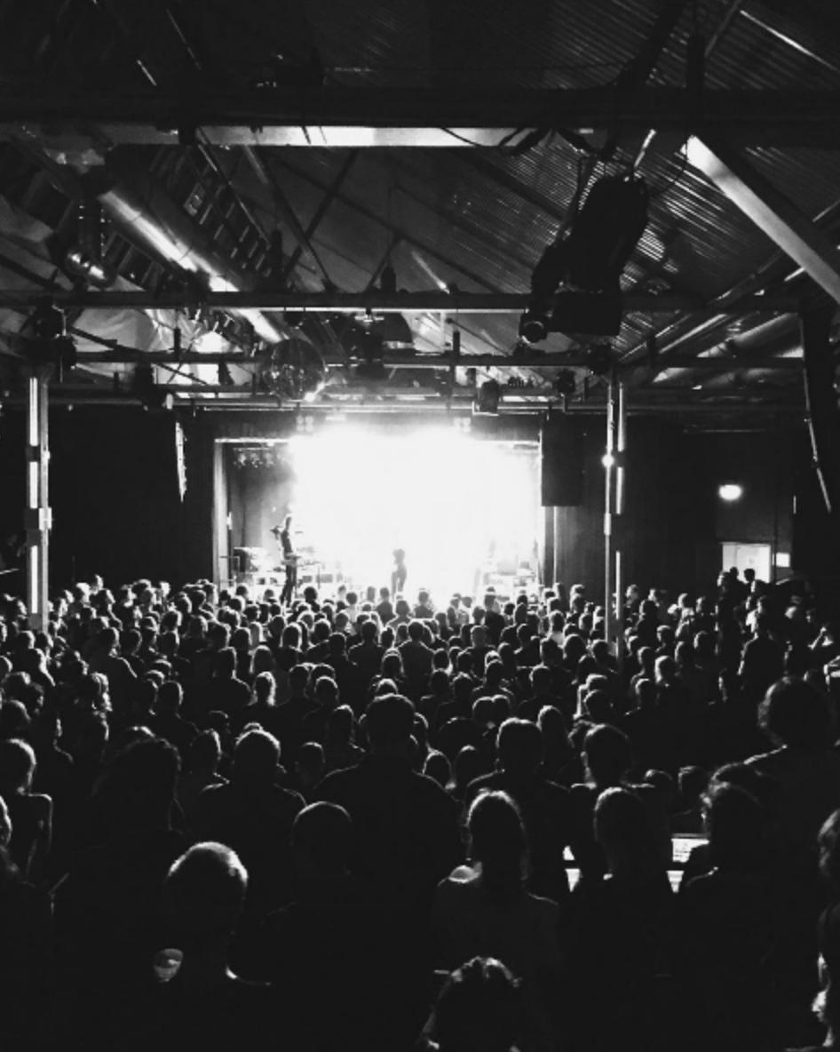 Hope - live im Kunsthaus Eigenregie am 14.12.2019