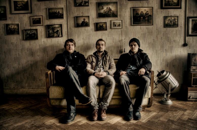 TOBY HOFFMANN & DAS NEUE NICHTS - im  Kunsthaus Eigenregie am 07.03.2015