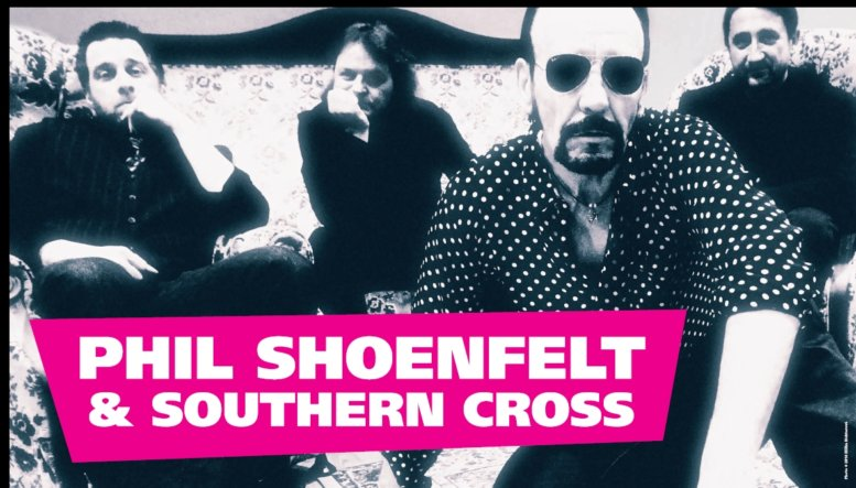 Phil Shoenfelt & Southern Cross im Kunsthaus Eigenregie am 04.10.2014