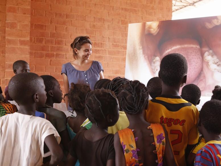 Marie Köhler - Mach Dir ein Bild - Christoph Schlingensief,  Operndorf Afrika
