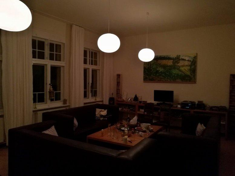Lesung Axel Ranisch - Wohnzimmer, Neue Alte Schule in Eschenbach