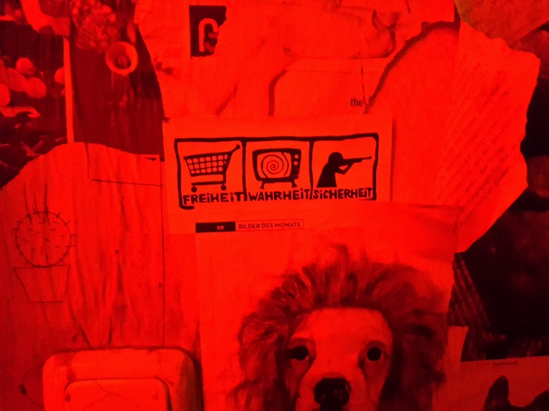 Politische Lesung im Kunsthaus Eigenregie