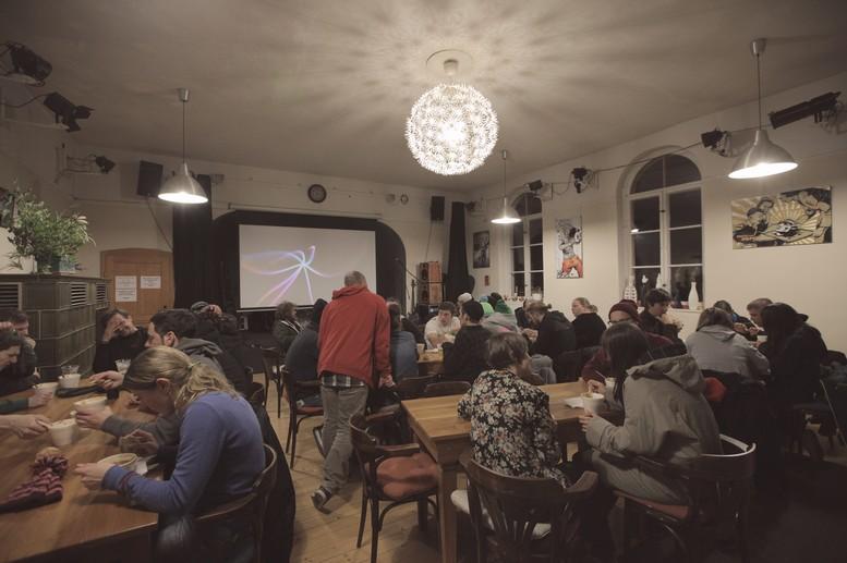 Kunsthaus Eigenregie - Hamit Session 2014