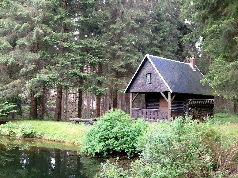 Hexenhaus am Märchensee